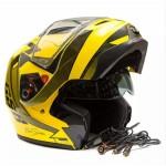 Шлемы снегоходные с подогревом