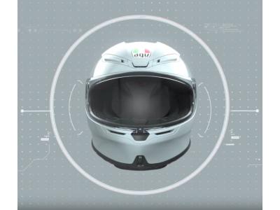 Новинка от AGV - шлем интеграл AGV K-6