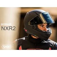 Новое поколение шлемов SHOEI NXR2