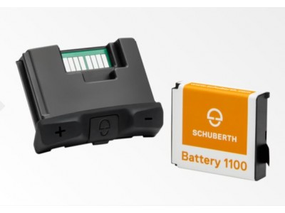 Новая мотогранитура Schuberth SC1
