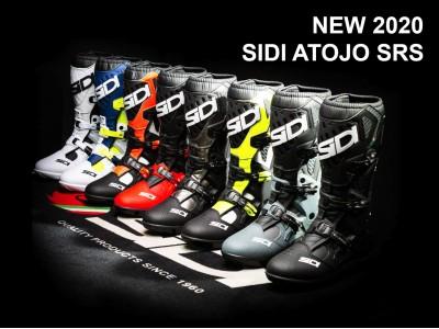 Новые кроссовые ботинки Sidi Atojo SRS