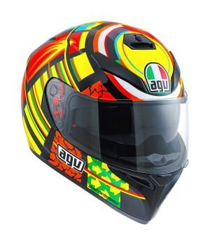 Шлем AGV K-3 SV Elements Valentino Rossi