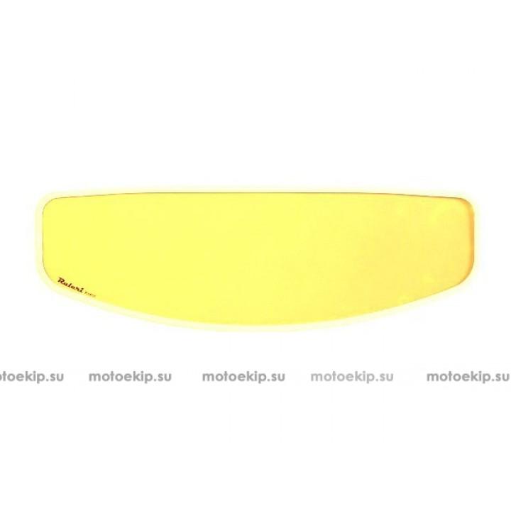 Универсальный pinlock антифог Raleri (жёлтый)
