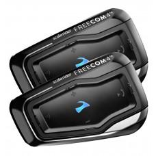 Мотогарнитура Cardo Scala Rider Freecom 4 - Duo