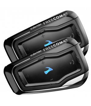 Мотогарнитура Cardo Scala Rider Freecom 4 - Duo