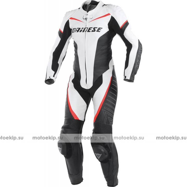 Мотокомбинезон Dainese Racing P. 1PC Leather Suit Lady Perforated (женский)