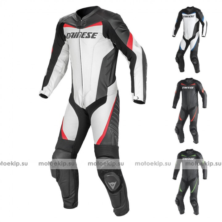 Мотокомбинезон Dainese Racing P. 1PC Leather Suit