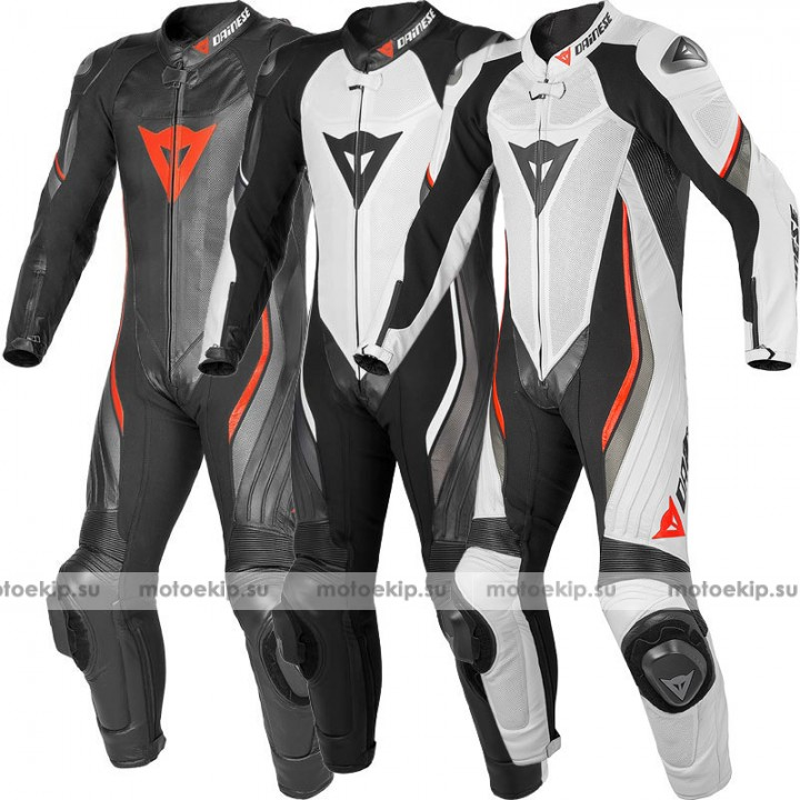 Мотокомбинезон Dainese Trickster Evo 1 Piece Leather Suit