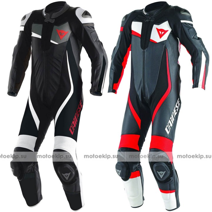 Мотокомбинезон Dainese Veloster 1PC Perforated