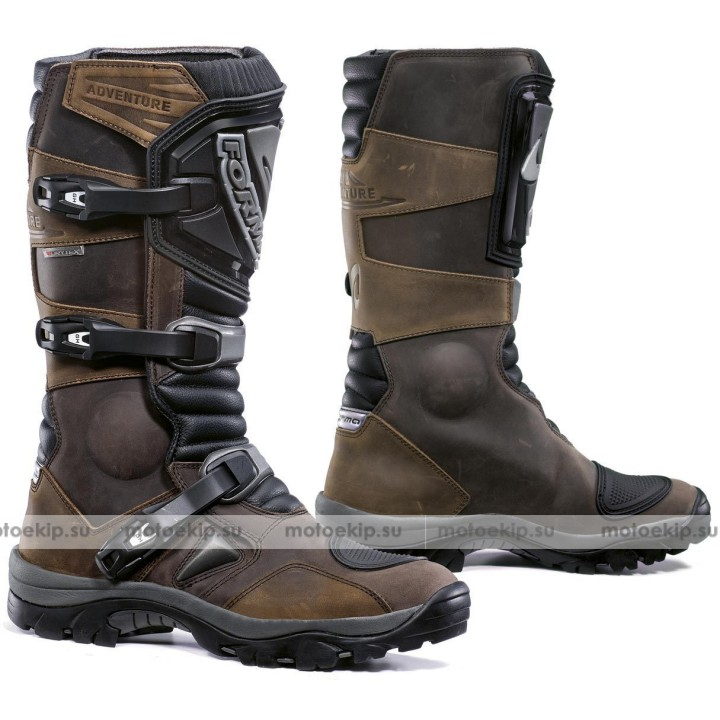 Ботинки Forma Adventure - Коричневые