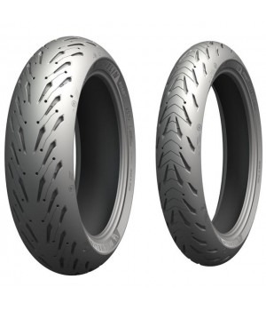 MICHELIN Road 5 (R17 190/50 73W TL Задняя (Rear))