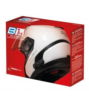 Мотогарнитура Nolan N-Com B1.4 Bluetooth Kit Twin Set