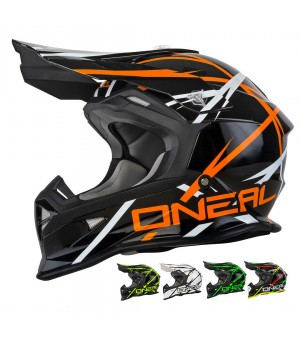 Шлем Oneal 2 Series Thunderstruck MX