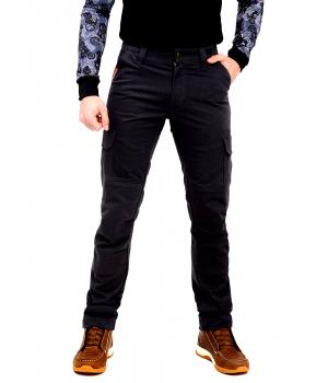 Штаны текстильные STARKS CARGO TACTIC STRONG, Черный