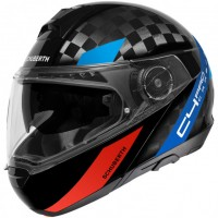 Шлем Schuberth C4 Pro Carbon Avio Blue