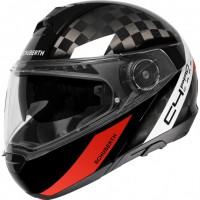 Шлем Schuberth C4 Pro Carbon Avio Red