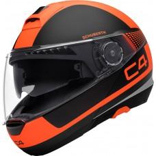 Шлем Schuberth C4 Legacy Orange/Black
