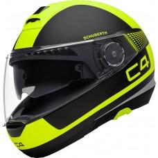 Шлем Schuberth C4 Legacy Yellow/Black