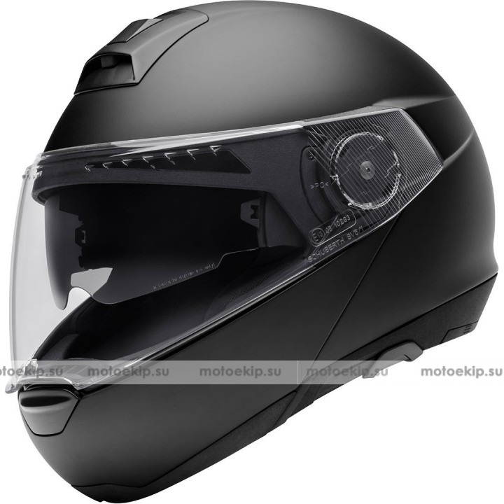 Шлем Schuberth C4 Black Matt