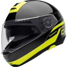 Шлем Schuberth C4 Pulse Black/Yellow