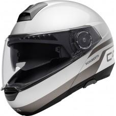 Шлем Schuberth C4 Pulse Silver/Black