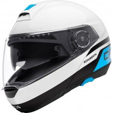 Шлем Schuberth C4 Pulse White/Blue