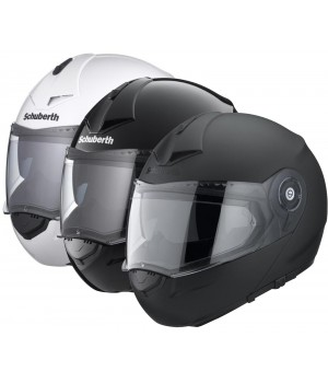 Шлем Schuberth C3 Pro Back / White / Matt
