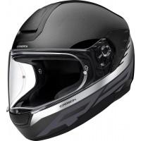 Шлем Schuberth R2 Carbon Bold Хромовый