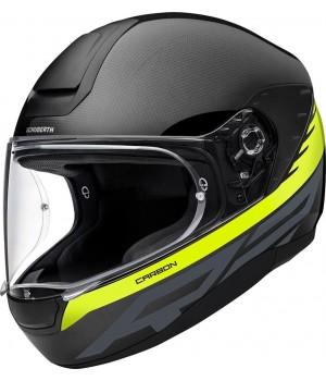 Шлем Schuberth R2 Carbon Bold Желтый