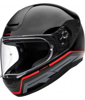 Шлем Schuberth R2 Carbon Stroke Красный