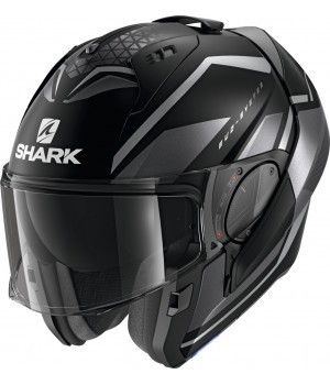 Шлем Shark Evo-ES Yari KAA Matt Black Anthracite