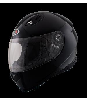 Шлем Shiro SH-881 Черный глянец