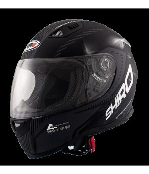 Шлем Shiro SH-881 Motegi Carbon