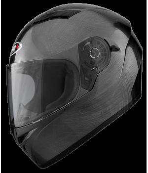 Шлем Shiro SH-600 Scratched Chrome