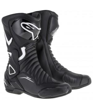 Ботинки Alpinestars SMX-6 V2 - Черный/белый