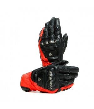 Перчатки Dainese 4-Stroke 2 Black Fluo-Red