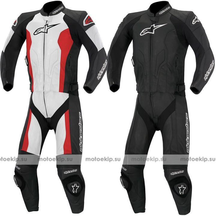 Мотокомбинезон Alpinestars Challenger 2 Piece Leather Suit