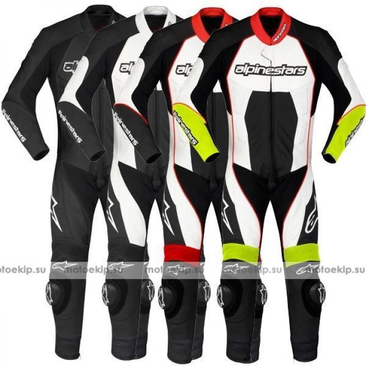 Мотокомбинезон Alpinestars Carver 1 Piece Leather Suit