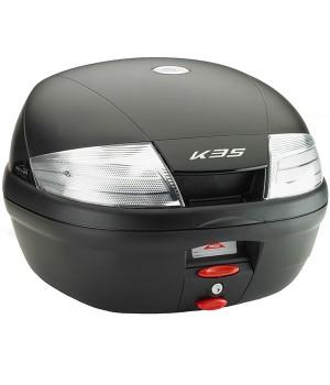 KAPPA K35NT Monolock Кофр 35 литров черный