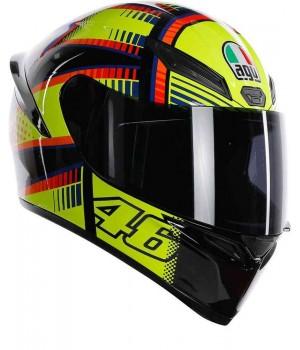 Шлем AGV K-1 Rossi Soleluna 2015