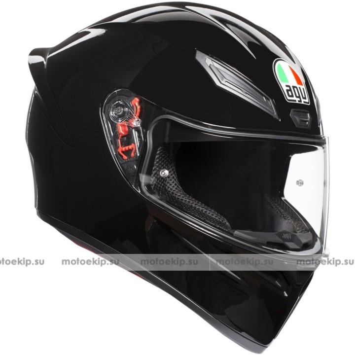 Шлем AGV K-1 Black
