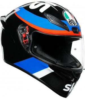 Шлем AGV K-1 VR46 Sky Racing Team