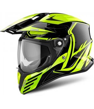 Шлем эндуро Airoh Commander Carbon