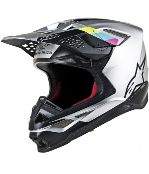 Шлем Alpinestars Supertech S-M8 Contact
