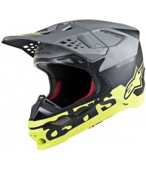 Шлем Alpinestars Supertech S-M8 Radium