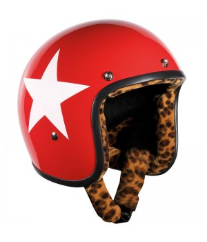 Bandit Jet Star Leo Jet Helmet Реактивный шлем