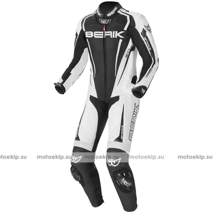 Мотокомбинезон слитный Berik Race-X 1PC
