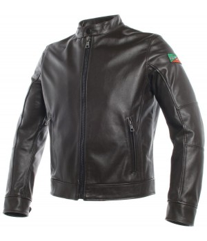 Кожаная куртка Dainese AGV 1947