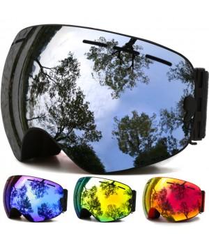 Лыжные очки маска Copozz
