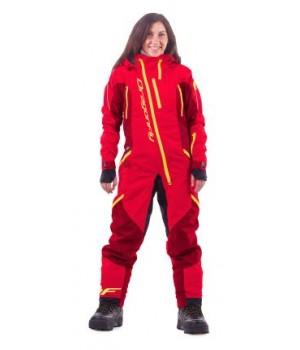 Комбинезон женский Extreme 2019 Woman Red